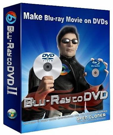 Blu-ray to DVD II Pro v 2.50