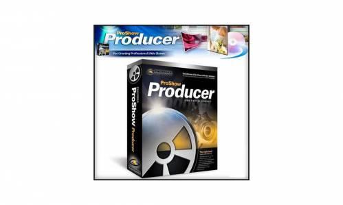 ProShow Producer � ���������� ��������� ��� �������� ����������� � ������������ �����-���.