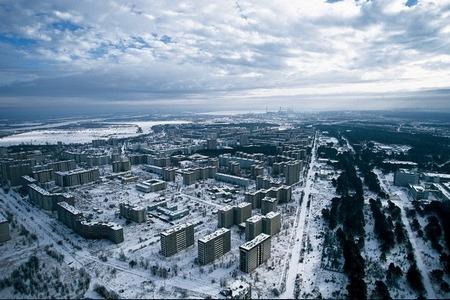 Города - Призраки: Припять и Чернобыль