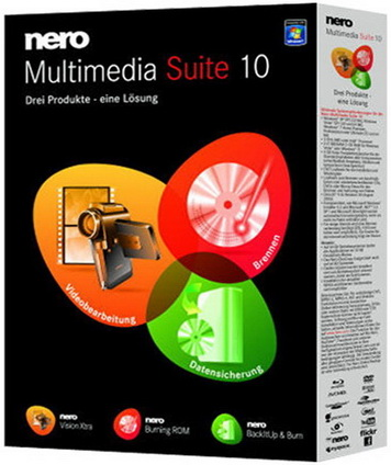 Nero Multimedia Suite 10 Lite Ru-En (v4)