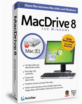 MacDrive (версия 8.0.6.52) 2010
