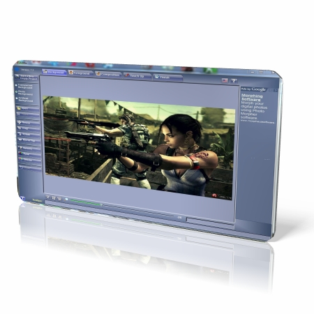 Portable Digital Photo Software FotoMix 7.2