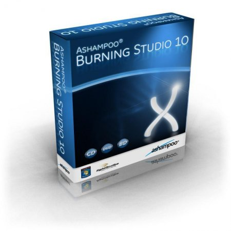 Ashampoo Burning Studio 10.0.4 Final