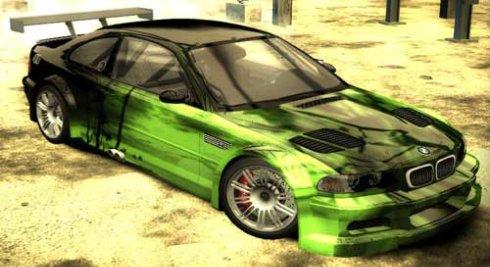 Новые винилы и авто для NFS MW 2010